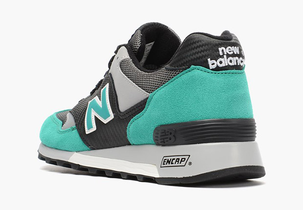 more photos cef61 ec302 Nuove New Balance 577 in fibra di carbonio - Compositi Magazine