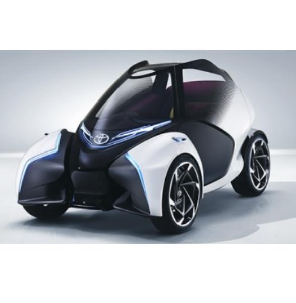 I Tril La Visione Toyota Sulla Mobilit 224 Urbana Del 2030