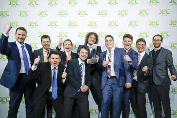 JEC Awards Winners
