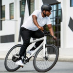 Eeyo 1 ultralight ebike made with composite materials