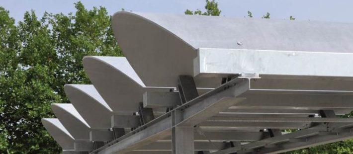 Carbon reinforced concrete by ITA, RWTH Aachen
