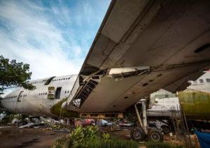 aeroplane end of life