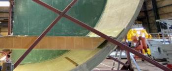 Ramsess project composite vessel